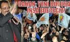 Nurullah Cahan, Seçim Zaferini Belediye Önünde Partililerle Kutladı!