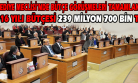 Belediyenin 2016 Bütçe Tasarısı Mecliste Oylandı!