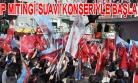 Binlerce Uşaklı Suavi'nin Seslendirdiği Türkülerle Kılıçdaroğlu'nu Bekledi!