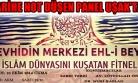 Birliğin Adresi Ehl-i Beyt Konferansları, Türk Milletini Yeniden Uyanış ve Dirilişe Çağırıyor!