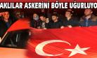 Biz Türk Olmanın Bedelini Askerlikle Öderiz!