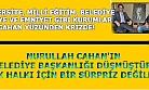 Çavuşoğlu: İstifaya gerek yok, Belediye Başkanı zaten görevde değil. Şayet görevdeyse şehrin bu hali ne?
