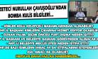 Çavuşoğlu, Uşaklı Bazı Politikacılar İçin Yolsuzluk İddiasıyla Savcılığa Suç Duyurusunda Bulunacağını Açıkladı!
