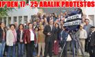 CHP Adliye'ye Siyah Çelenk Bıraktı!
