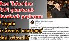 CHP Gençlik Kolları (Eski) Başkanından, CHP Örgütüne ve Milletvekiline Deniz Gezmiş Hatırlatması!