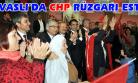 CHP Milletvekili Aday Adayları Sivaslı'da Partilerle Buluştu!