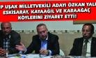 CHP Milletvekili Adayı Özkan Yalım, Partisinin Projelerine Kaynak Soranlara Hodri Meydan Dedi!