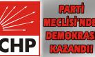 CHP, Uşak'ta Ön Seçim Kararı Verdi!