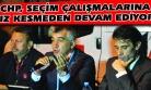 CHP'li Adaylar Çalışmalarını  Karlık, Ortaköy ve Gövem Köyleri Ziyaretleri İle Sürdürdü!
