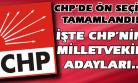 CHP'nin Uşak Adayları Belli Oldu!