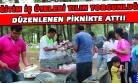 Eğitim-İş Sendikası Üyeleri Piknikte Buluştu!
