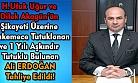 Eski belediye başkanı Ali Erdoğan ve eşi tahliye edildi yargılama tutuksuz devam edecek