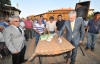 Eşme'de 40 Çiftçiye 240 Baş Gebe Düve Dağıtıldı!