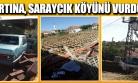Eşme'de Köylüler Felaketin Ortasında Kaldı!