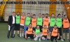 İnşaat Mühendisleri Odası Futbol Turnuvası Başladı!