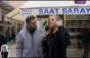 İsmet Paşa Caddesinde İlginç Röportaj! Uşak'ı Anlatan 3 Kelime Nedir?