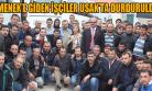 Karaman'a Giden Soma İşçileri Uşak'ta Durduruldu!
