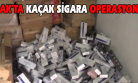 Kargo Kamyonunda 33 Bin Paket Kaçak Sigara Ele Geçirildi!
