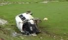 Kars Ardahan Yolunda Kaza! Kazada 6 Kişi Öldü.17 Kişi Yaralandı.