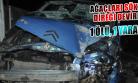 Karşı Şeride Geçen Otomobildeki Bir Kişi Hayatını Kaybetti!