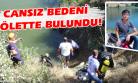Kayıp Gencin Cansız Bedeni Çukurağıl Göleti'nde Bulundu!