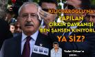 Kılıçdaroğlu'nun maruz kaldığı 'yumurtalı terbiyesizlik' ve Uşaklı CHP'lilerin derin sessizliği...