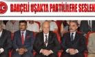 MHP Lideri Bahçeli Uşak'ta Partisinin Toplantısına Katıldı!
