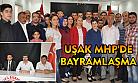MHP Uşak Teşkilatı'nda bayramlaşma töreni!