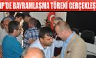 MHP İl Teşkilatı Parti Binasındaki Törende Bayramlaştı!