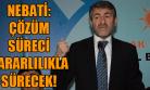 Nurettin Nebati Uşak Ziyaretinde Muhalefete Yüklendi!