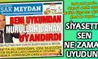 Cahan Şayet Ali Erdoğan'ı Silmek İstese Bu Çok Kolay, Neden mi?