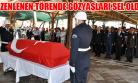 Polis Memuru Nihat Özek, Törenle Son Yolculuğuna Uğurlandı!