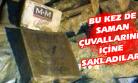 Saman Çuvalları Arasına Gizlenmiş 53 Bin 500 Paket Kaçak Sigara Yakalandı!