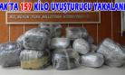Samanlar Arasında Uyuşturucu Sevkiyatına Polis Engeli!