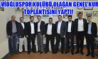 Selvioğluspor Başkanı Fevzi Korkmaz Güven Tazeledi!