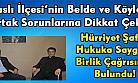 Sivaslı CHP İlçe Başkanı'ndan AKP, MHP Ayırmaksızın siyasilere ortak çağrı!