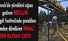 Sivaslı Gurbetçi Festivalinde Korku Dolu Anlar!