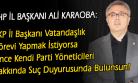 Siyasi Üslup ve Eleştiri Dozu Konusunda CHP'yi Suçlamak, AKP'nin Haddi Değildir!