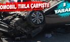 Tıra Çarpan Otomobildeki Suriye Uyruklu Üç Kişi Yaralandı!