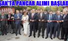 Uşak Şeker Fabrikası'nda 89. Pancar Alım Kampanyası Başladı!