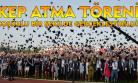 Uşak Üniversitesi mezuniyet töreni gerçekleştirildi!