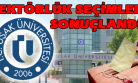 Uşak Üniversitesi Rektörlük Seçim Sonuçları Belli Oldu!