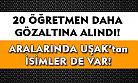 Uşak'ın da aralarında bulunduğu 8 ilde FETÖ operaysonu! 20 gözaltı!