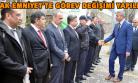 Uşak'ın Yeni Emniyet Müdürü İbrahim Ergüder Görevi Devraldı!
