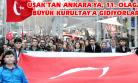 Uşaklı Bozkurtlar Ankara Yolunda!