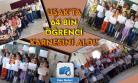 Uşak'ta 64 bin öğrenci karnesini aldı!