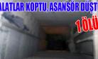 Uşak'ta Asansör Kazası Can Aldı!