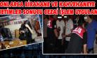 Uşak'ta Birçok Kahvehane ve Birahaneye Ceza Yağdı!