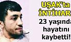 Uşak'ta intihar! 23 yaşındaki genç hayatını kaybetti!