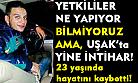 Uşak'ta yine intihar! 23 yaşındaki genç hayatını kaybetti!